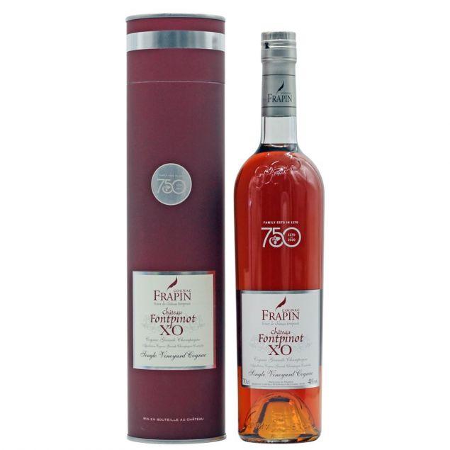 Frapin Château Fontpinot XO Cognac 0,7 L 41% vol
