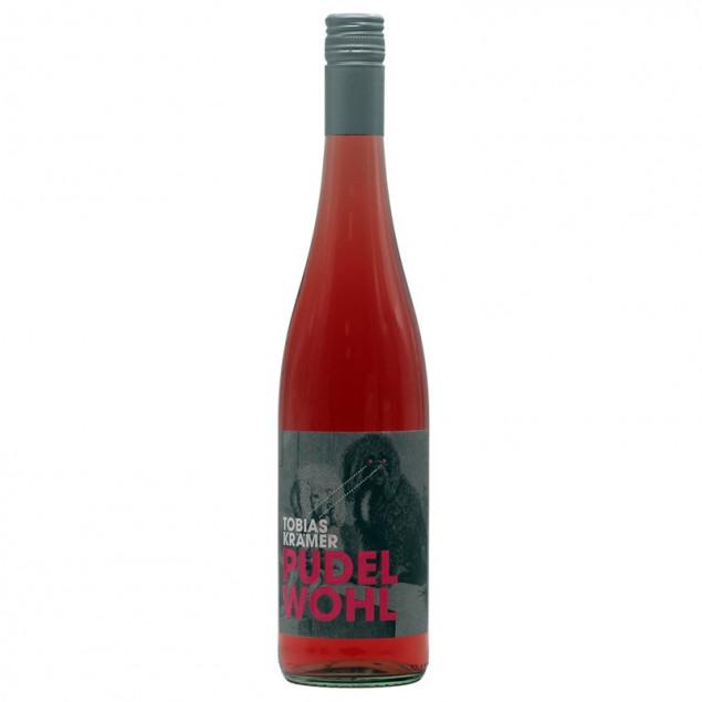 Tobias Krämer Pudelwohl Rose 0,75 L 11,5% vol