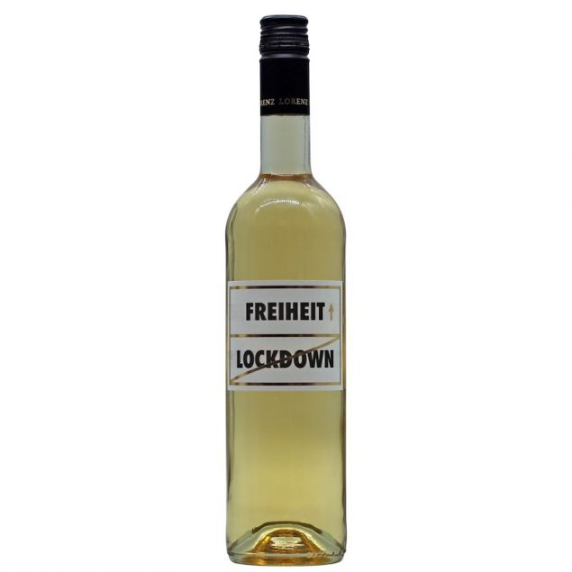 Freiheit Bio-Weißwein Lockdown 0,75 L 11 % vol