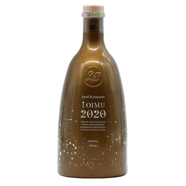 Loimu 2020 Glühwein/ Glögg aus Finnland 0,75 L 15% vol