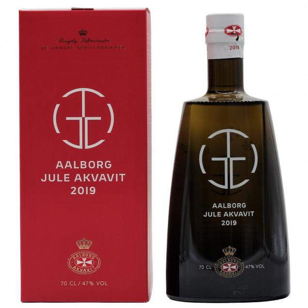 Aalborg Jule Akvavit 2019 0,7 L 47%