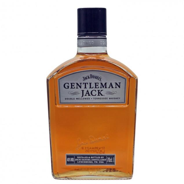 Jack Daniels Gentleman Jack Tennessee Whiskey 0,7 L 40% vol