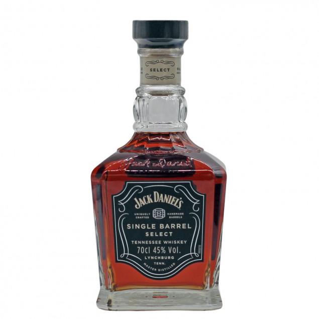 Jack Daniels Single Barrel Whiskey 0,7 L 45% vol