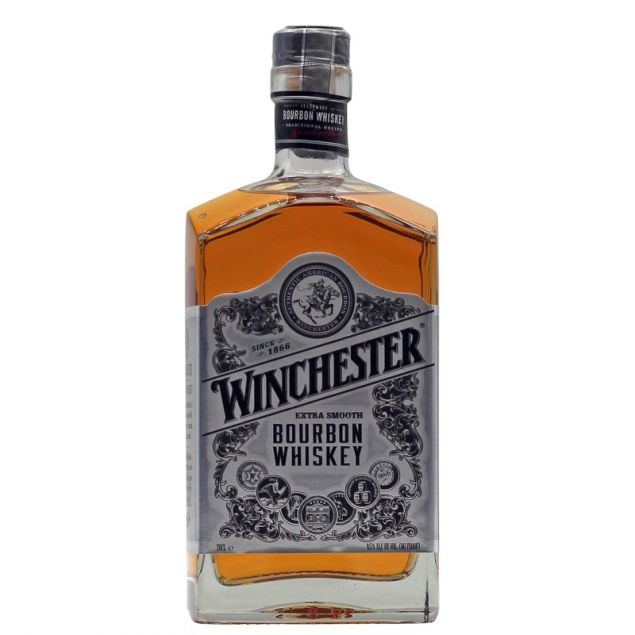 Winchester Bourbon Whiskey Extra Smooth 0,7 L 45% vol