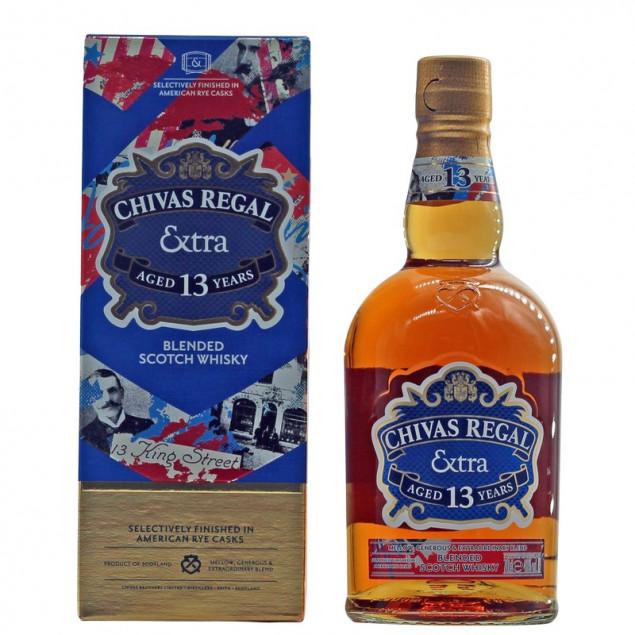 Chivas Regal 13 Jahre American Rye Cask 0,7 L 40% vol