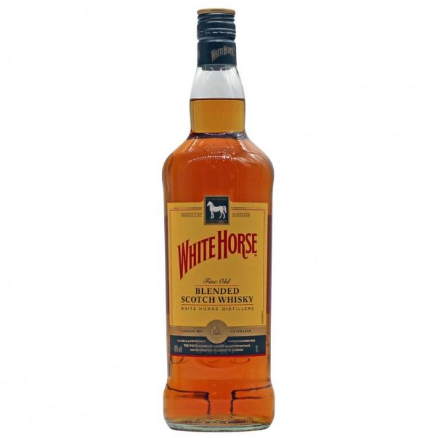 White Horse Scotch Whisky 1 L 40% vol