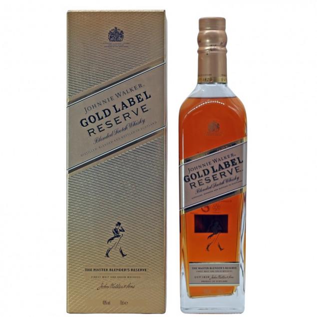 Johnnie Walker Gold Label Reserve 0,7 L 40% vol