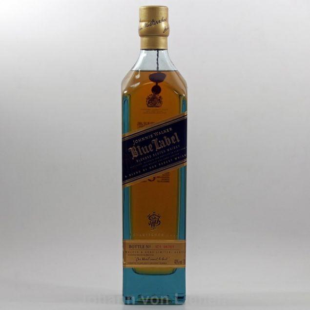 Johnnie Walker Blue Label 0,7 Ltr. 40%vol
