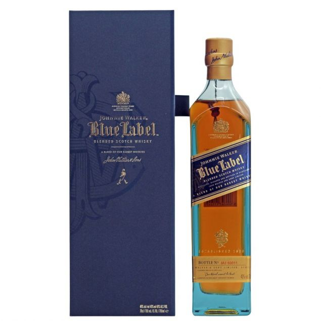 Johnnie Walker Blue Label 0,7 L 40% vol