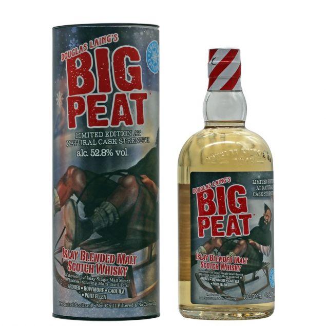 Big Peat Christmas Edition 2021 0,7 L 52,8% vol