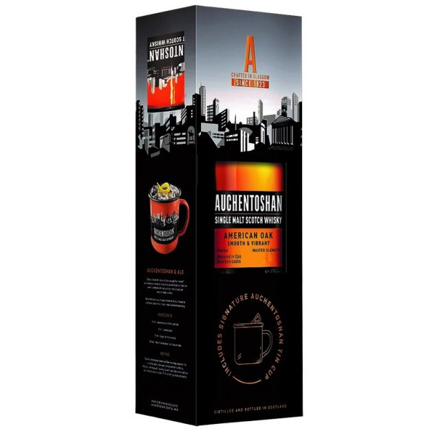 Auchentoshan American Oak 0,7 L 40%vol