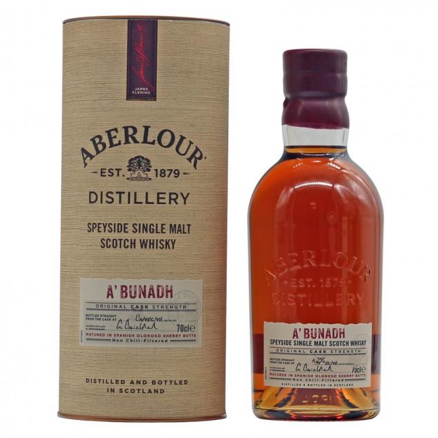 Aberlour A'bunadh 0,7 L ca. 60%vol