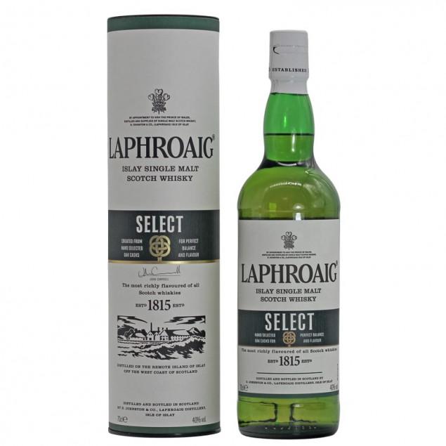 Laphroaig Whisky Select 0,7 L 40% vol