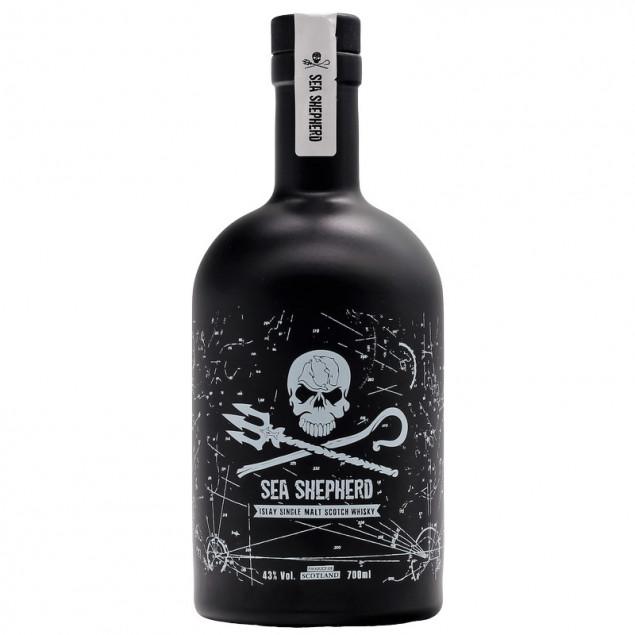 Sea Shepherd Islay Single Malt Whisky 0,7 L 43%vol