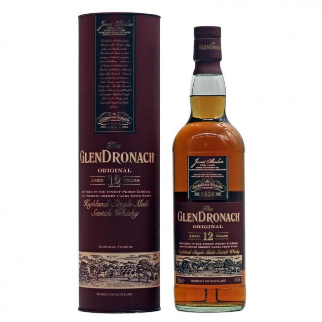 Glendronach 12 Jahre 0,7 L 43% vol
