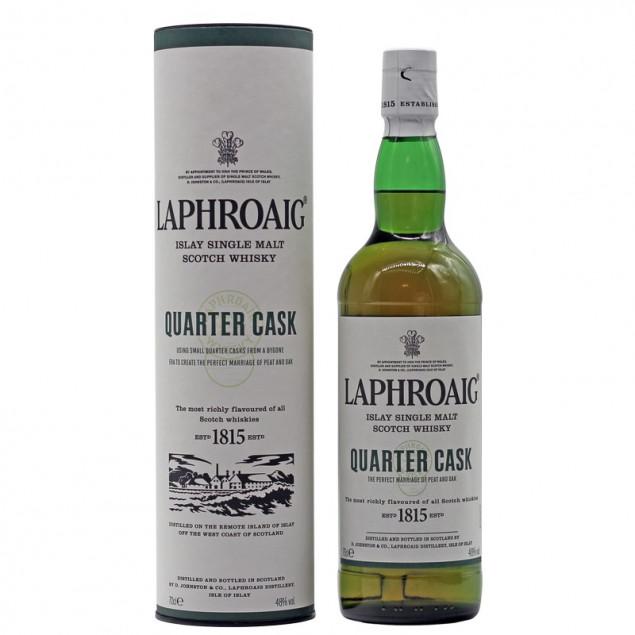 Laphroaig Whisky Quarter Cask 0,7 L 48% vol