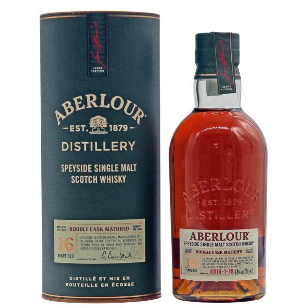 Aberlour 16 Jahre Double Cask 0,7 L 40% vol