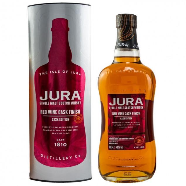 Jura Red Wine Cask Finish 0,7 L 40% vol