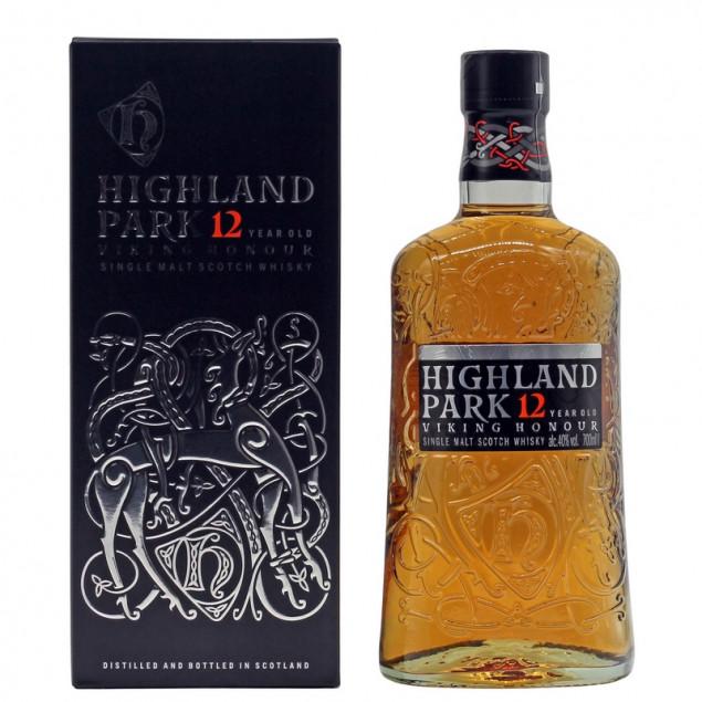 Highland Park 12 Years 0,7 L 40% vol