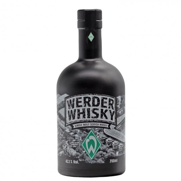 Werder Whisky Saison 2020/2021 0,7 L 42,1% vol