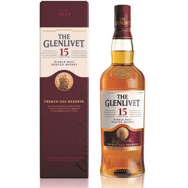 The Glenlivet 15 Jahre 0,7 L 40% vol