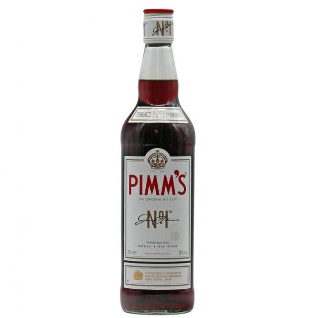 Pimm's No. 1 englischer Aperitiv 0,7 L 25% vol
