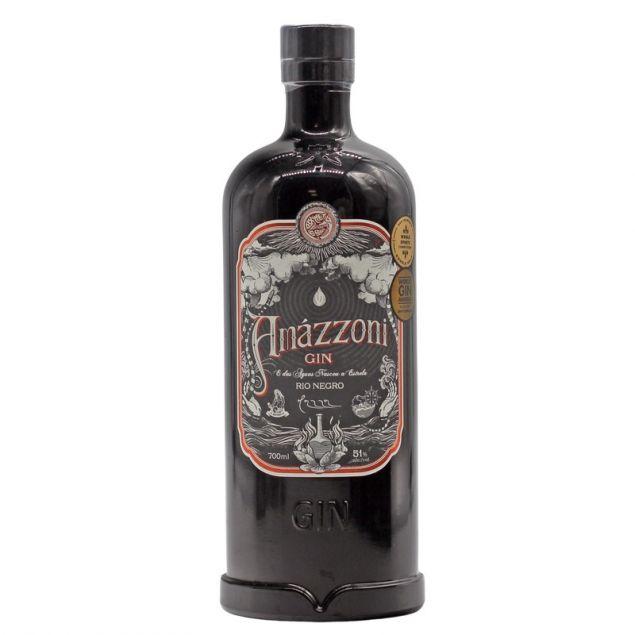Amazzoni Gin Rio Negro 0,7 L 51 % vol