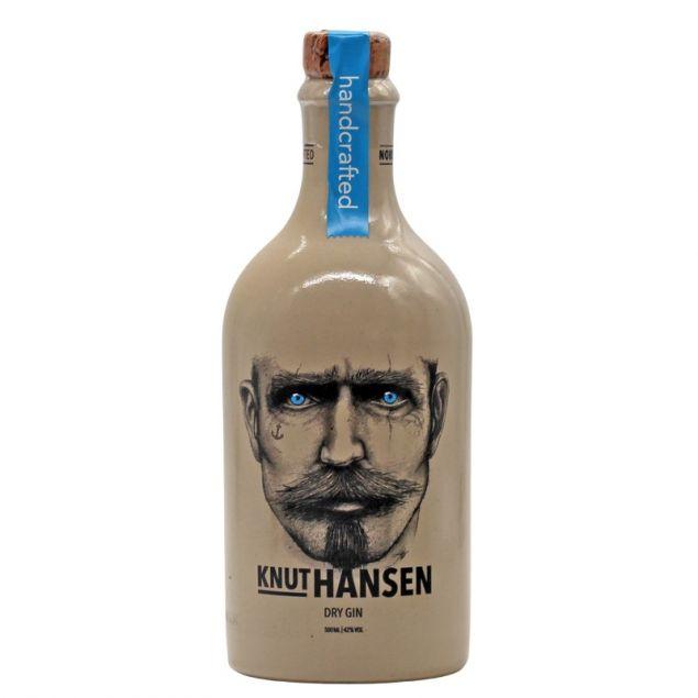 Knut Hansen Dry Gin 0,5 L 42% vol