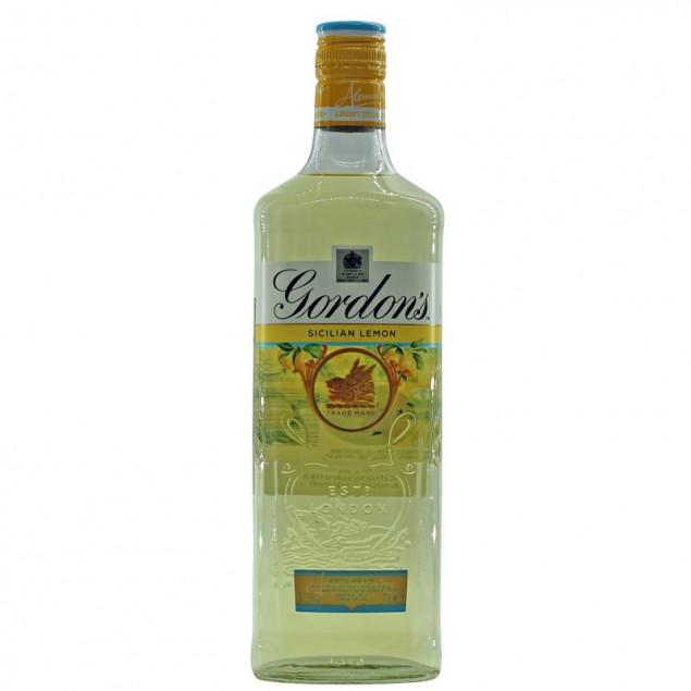 Gordon's Sicilian Lemon Gin 0,7 L 37,5% vol