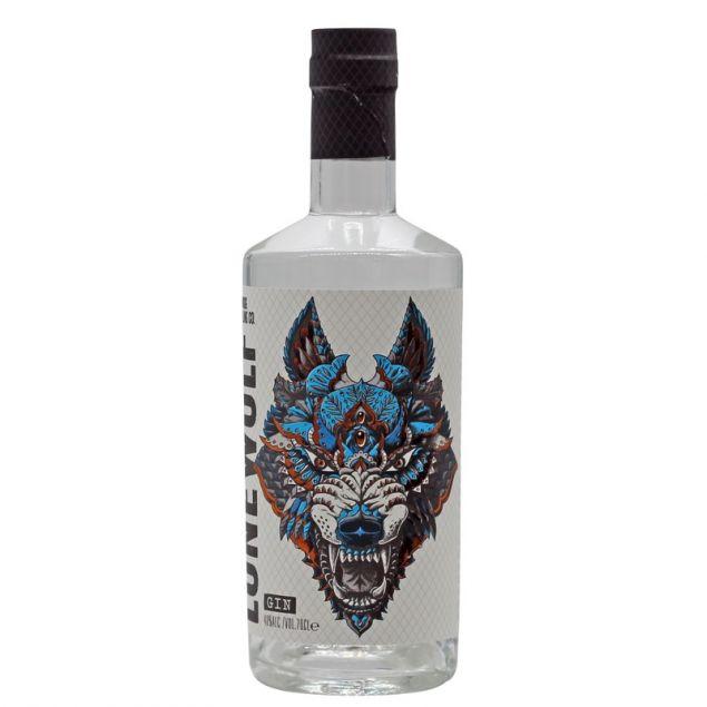 BrewDog LoneWolf Gin 0,7 L 40% vol