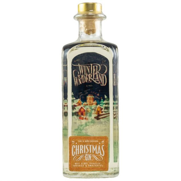 Winter Wonderland Christmas Gin 0,5 L 42% vol