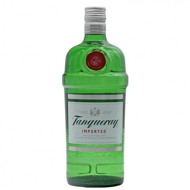 Tanqueray London Dry Gin 1 L 47,3% vol