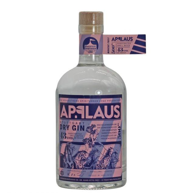 Applaus Stuttgart Dry Gin 0,5 L 43% vol
