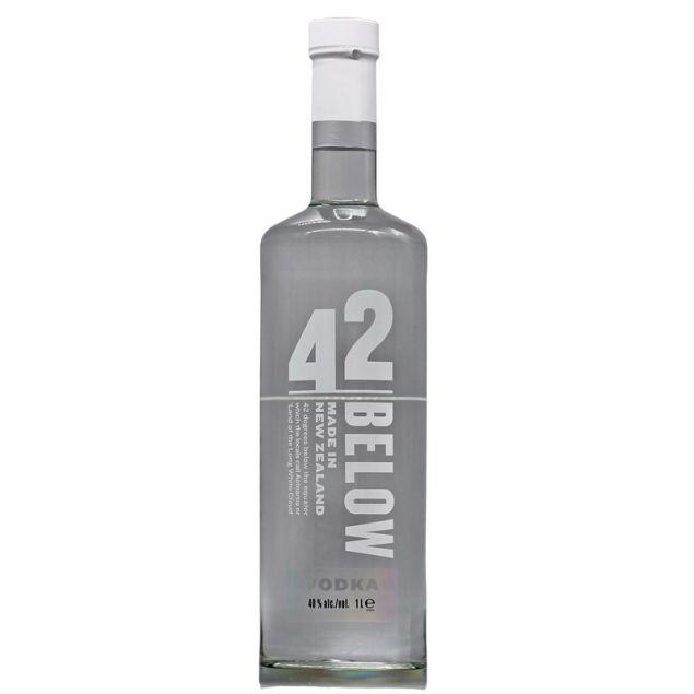 42 Below Vodka 1 Liter 40% vol