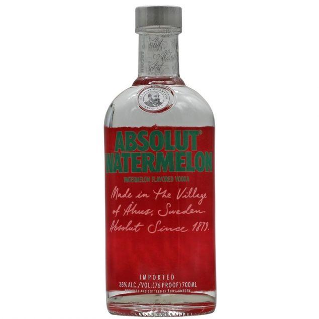 Absolut Watermelon Vodka 0,7 L 38% vol