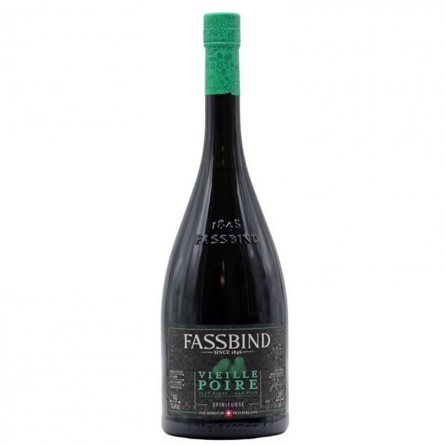 Fassbind Vieille Poire 0,7 L 40%vol