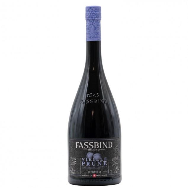Fassbind Vieille Prune 0,7 L 40%vol