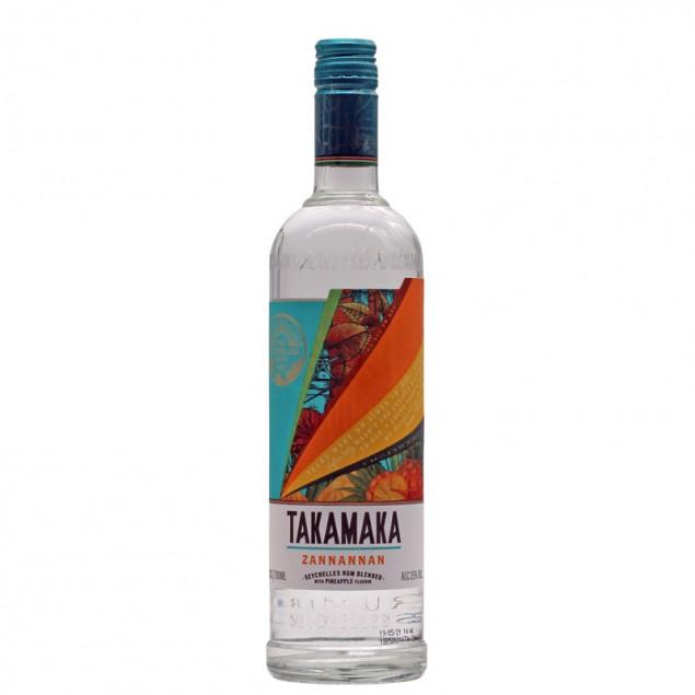 Takamaka Zannannan with Pineapple 0,7 L 25% vol