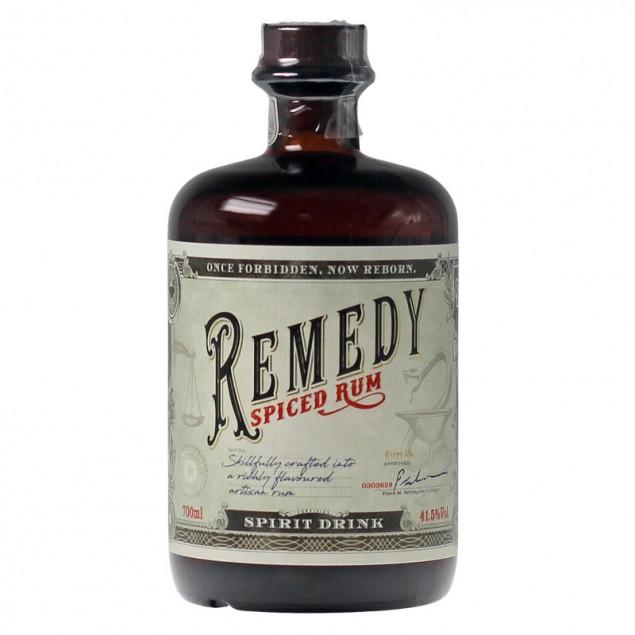 Remedy Spiced Rum 0,7 L 41,5% vol