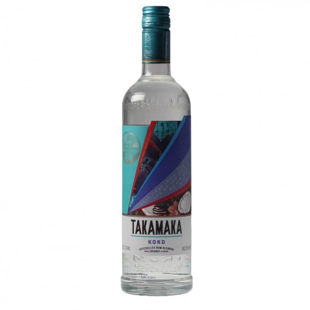 Takamaka Bay Coco 0,7 L 25%vol