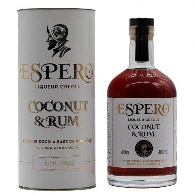 Ron Espero Creole Coconut & Rum 0,7 L 40% vol