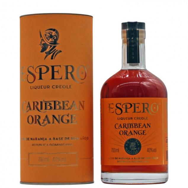 Ron Espero Creole Caribbean Orange Rum 0,7 L 40% vol