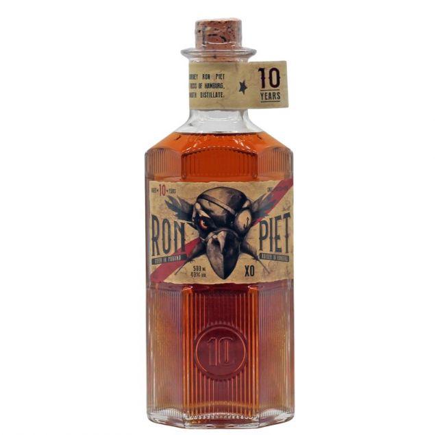 Ron Piet XO Rum 10 Jahre 0,5 L 40% vol