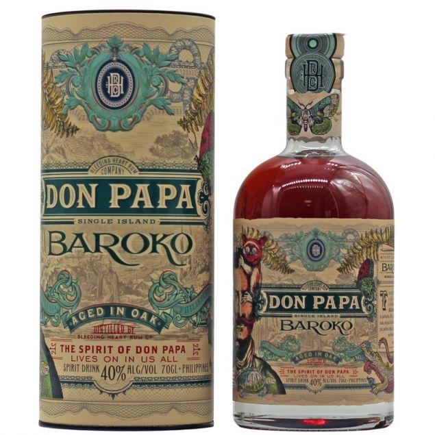 Don Papa Baroko 0,7 L 40% vol
