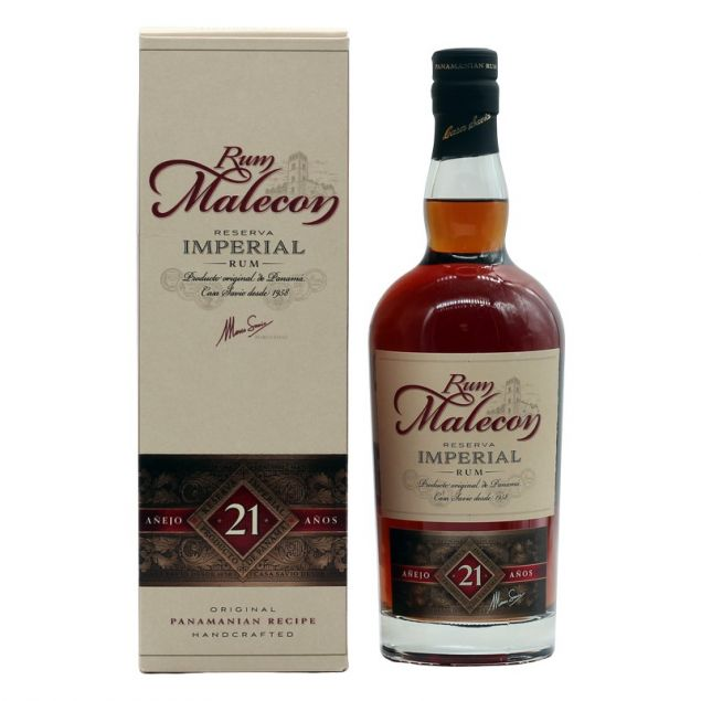 Malecon Reserva Imperial 21 Jahre 0,7 L 40% vol