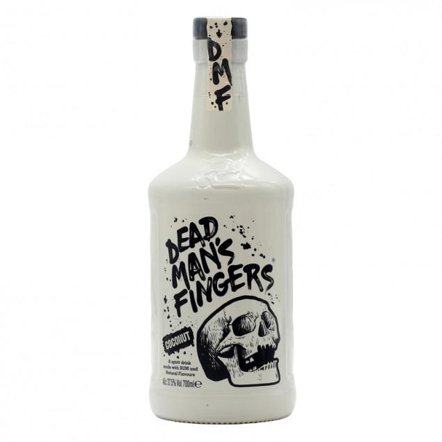 Dead Man's Fingers Coconut Spiced Rum 0,7 L 37,5% vol
