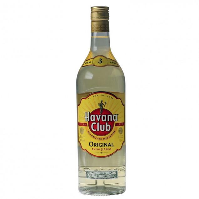 Havana Club 3 Jahre 1 L 40% vol