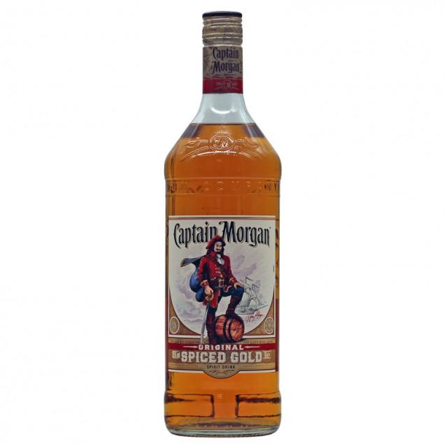 Captain Morgan Spiced Gold 1 L 35% vol