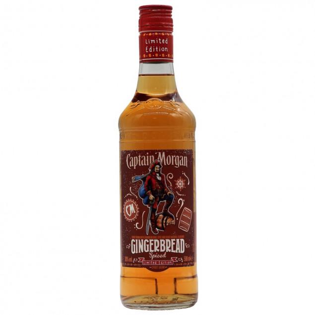 Captain Morgan Gingerbread Spiced 0,5 L 30%vol