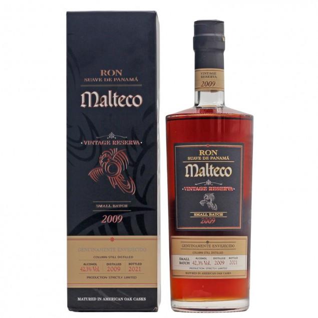 Malteco Vintage Reserva Rum 2009/2021 0,7 L 42,3% vol